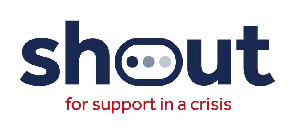 shout, crisis text line