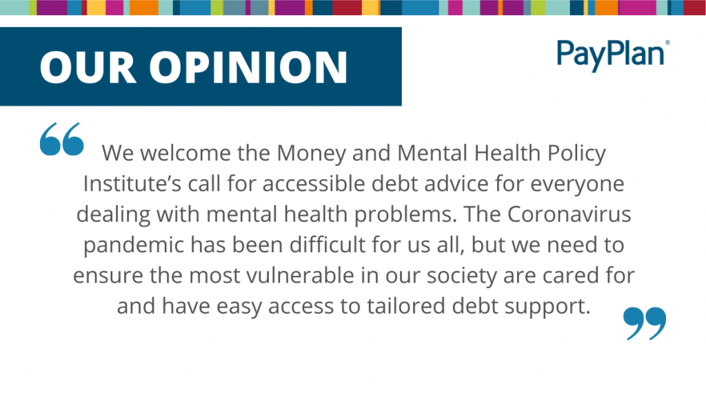 Our Opinion - accessibility and mental health