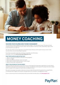Financial wellbeing money coaching thumbnail