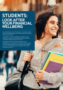 Financial wellbeing students finance thumbnail