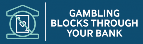Gambling toolkit blocks through your bank