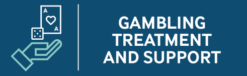 Gambling and debt treatment and support